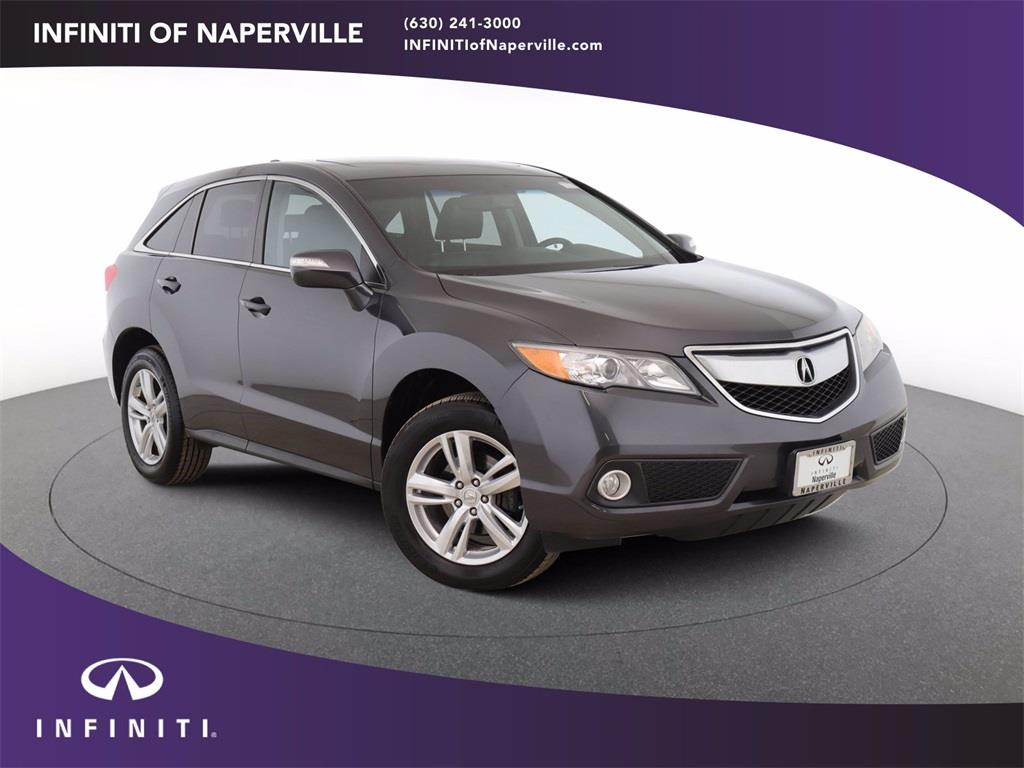 Photo of 2014 Acura RDX Palatine Illinois