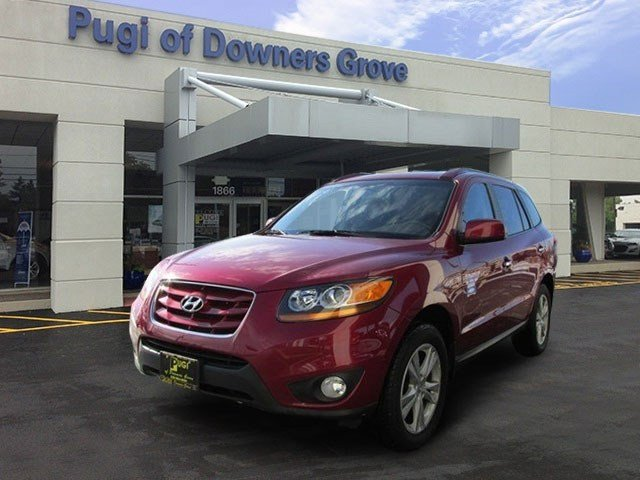 Photo of 2010 Hyundai Santa Fe