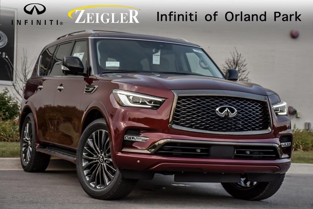 2021 INFINITI QX80
