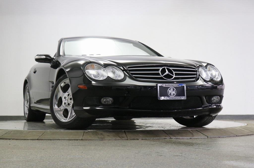 Photo of 2004 Mercedes-Benz SL-Class