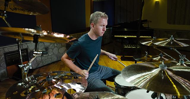 Jared Falk Drummer