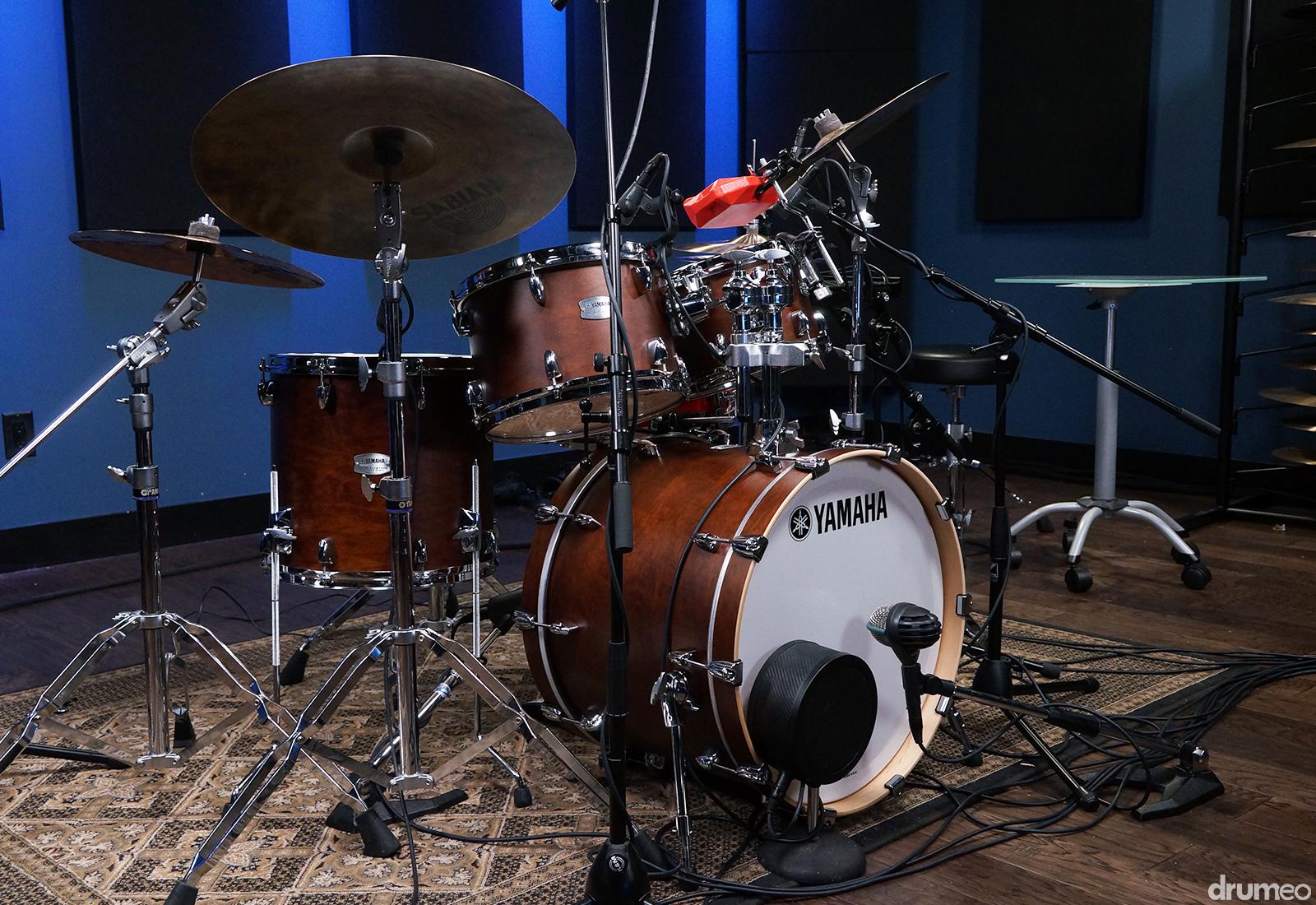 yamaha tour custom drums. Black Bedroom Furniture Sets. Home Design Ideas