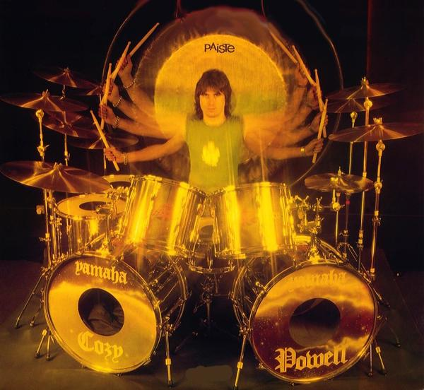 Terms Of Use >> » Cozy Powell Pictures | Famous Drummers