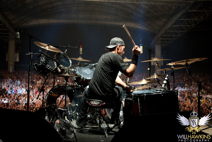 » Dave Lombardo Pictures | Famous Drummers