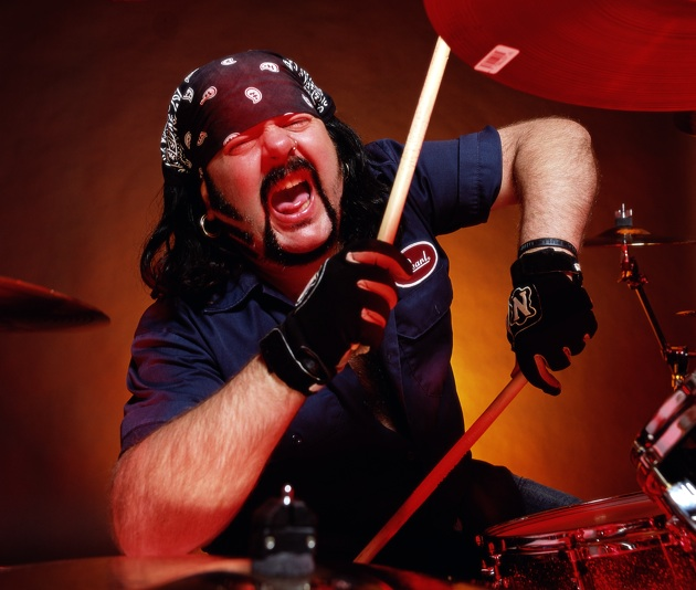 » Vinnie Paul Pictures | Famous Drummers
