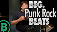 Beginner Punk Drum Beats