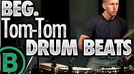 Beginner Tom-Tom Drum Beats