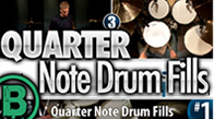 Quarter Note Drum Fills