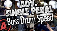 Advanced Single Pedal Speed