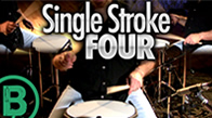 Single Stroke Four