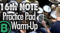16th Note Warm-Up