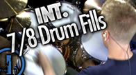 Intermediate 7/8 Drum Fills