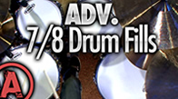 Advanced 7/8 Drum Fills