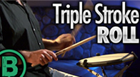 Triple Stroke Roll