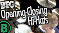 Beginner Opening-Closing Hats