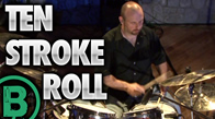 Ten Stroke Roll