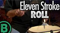 Eleven Stroke Roll