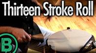 Thirteen Stroke Roll