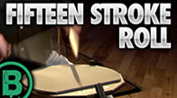 Fifteen Stroke Roll