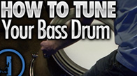 How To Tune Your Bass Drum