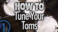 How To Tune Your Toms