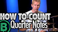 How To Count Quarter Notes