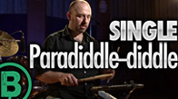 Single Paradiddle-diddle