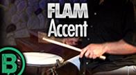 Flam Accent