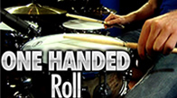 One Handed Roll