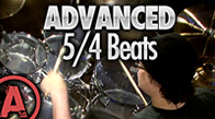 Advanced 5/4 Drum Beats