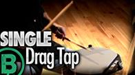 Single Drag Tap