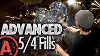 Advanced 5/4 Drum Fills