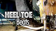 Heel-Toe Technique Beats
