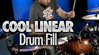 Cool Linear Drum Fill