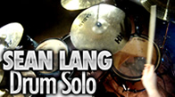 Sean Lang Drum Solo