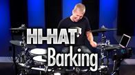 Hi-Hat Barking