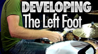 Developing The Left Foot
