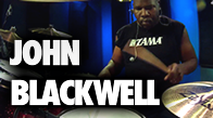John Blackwell – Drumming Discipline & Improvisation