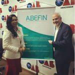 Comissão da Mulher Advogada recebe o PhD. Reinaldo Domingos – Presidente ABEFIN