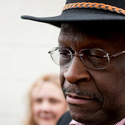 Herman Cain Sees Cyprus In Our Future