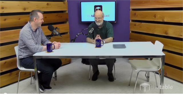 The Table: The Ministry of a Military Chaplain
