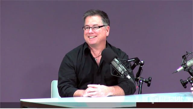 The Table Podcast Episode, Title:Generosity, Truth and Beauty in Spiritual Conversations