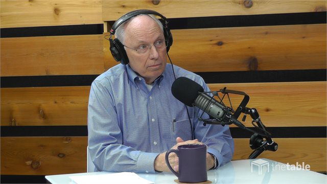 The Table Podcast Episode, Title:  Understanding War and Peace in the Middle East