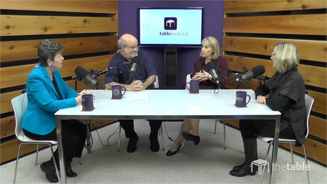 The Table Podcast Episode, Title:How Can Women and Men Better Minister Together?
