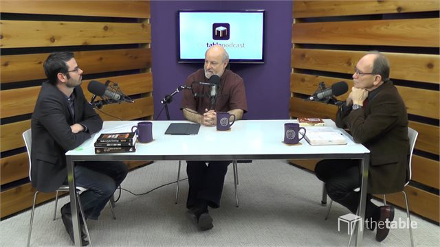The Table Podcast Episode, Title:Who Is Jesus?