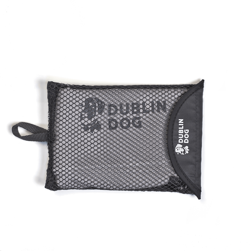 quick dry towel bag quick dry towel bag gear dublin dog. Black Bedroom Furniture Sets. Home Design Ideas