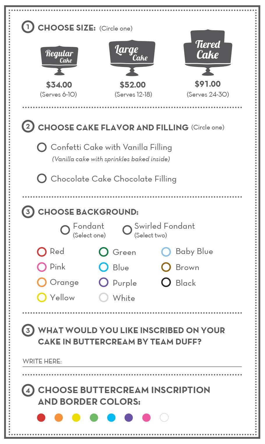 Duff\'s Cakemix   A Do It Yourself Cake & Cupcake Decorating Studio