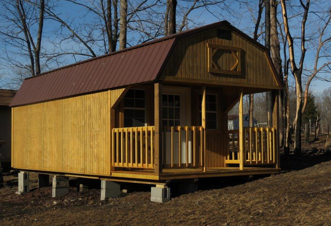 DuraBuilt, LLC - Portable Wood Buildings and Agricultural ...