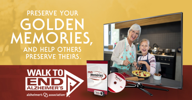 Preserve Your Golden memories!