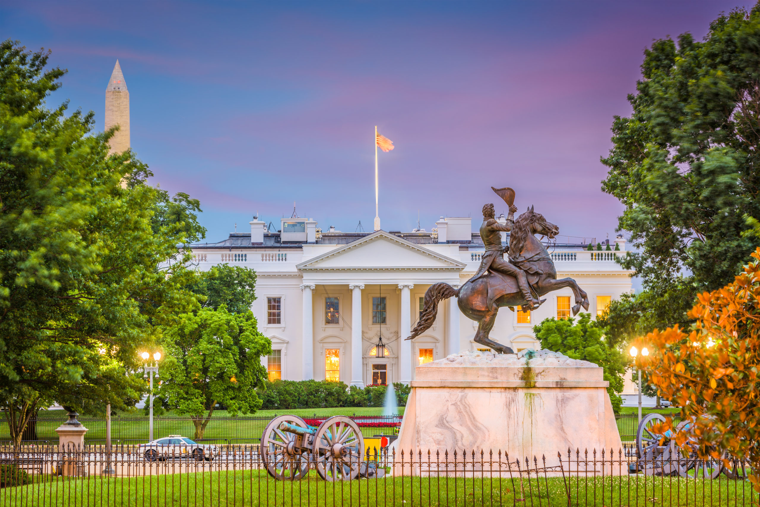 Header Image for Washington D.C.